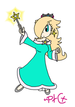 Rosalina by paratroopaCx