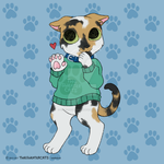 thesweatercats - Sammi by colormymemory