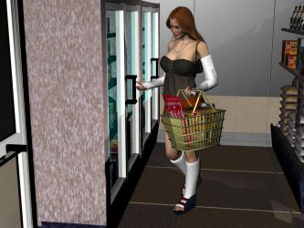 Supermarket by rizzo-cast