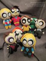 Puff Avengers 2 by PrinceOfRage