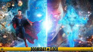 Doomsday Clock Wallpaper - Live by SaintAldebaran