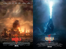 5 Years for Godzilla MonsterVerse by MnstrFrc