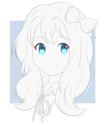 Doki Doki LC - Long Hair Sayori (Preview) by chocomiru02