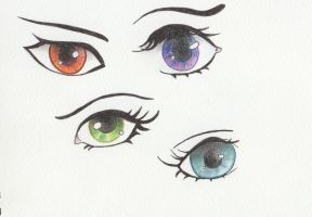 Eyes by getupp