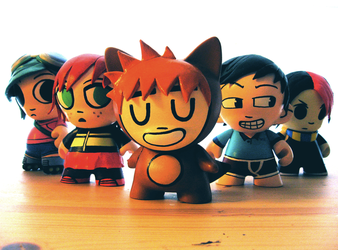 Scott Pilgrim Munnys 1 by sparr0