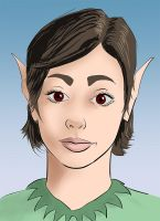 RGD - Pixie by request by Hopfield