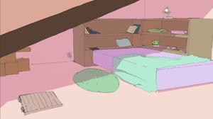 background practice - valerie's room by Tremendous-By-Design