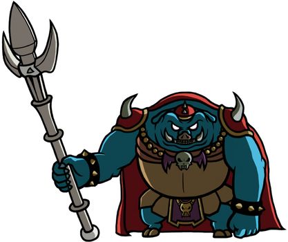 Game Over - Return of Ganon! by Thelimomon