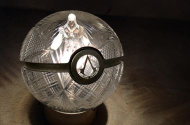 The Pokeball of Ezio Auditore by wazzy88