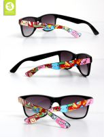 Japan on Acid Sunglasses by Bobsmade