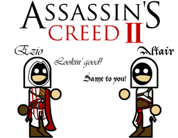 Assassin's Creed II by Linkgcn64