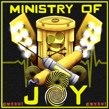 Ministry of Joy Icon by Candycrave