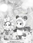 APH:Pandas and Sunflowers