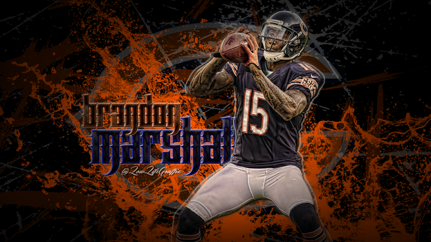 Brandon Marshall by Jagstownville