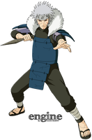 Tobirama (Reanimation) by MasonENGINE