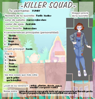 Killer Squad: Runniy by RUNIIY