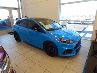 2018 Ford Focus RS by CadillacBrony