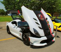 A 2016 Dodge Viper by TheMan268