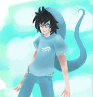 JOHN EGBERT-iscribble- by RetroTrickster