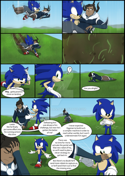 Sonic and Korra - Page 30