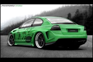 Holden Commodore SSV by RecDesign
