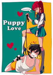Puppy Love 2204 by WAITTILLYOUSEEMY