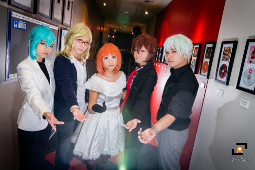 Uta no Prince-Sama: Quartet Night and Haruka 4 by Toritogedoki
