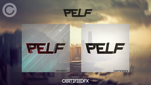 Logo Design | Pelf Entertainment by CertifiedFX