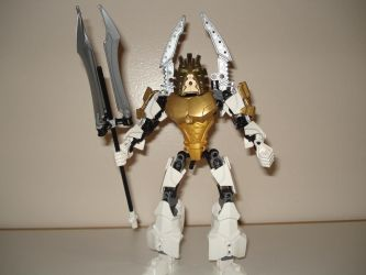 Takanuva Master Of Light (with Power Lance) by andrell