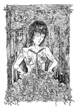 From my rotting body- by Oi1Bob