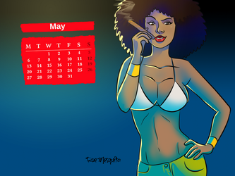 Thea for May by Odie1049