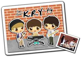 Super Junior KRY - Fly by flyinfLa