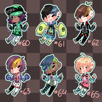 :Adopts 60-65 SET PRICE +MANY EXTRAS! [CLOSED]: by sinivi