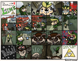 The Adventures of Link 8 by Monotypical