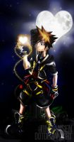Kingdom Hearts: Heart of Passion by timhansen