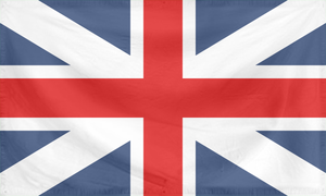 Rippled Flag Britain 1606-1801 by YamaLama1986