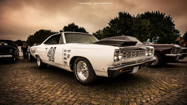 1968 Plymouth Satellite by AmericanMuscle
