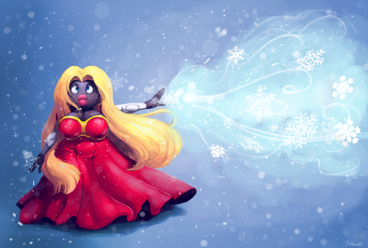 Jynx by Mataknight