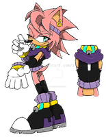 Zephyr The Hedgehog by it-s-no-use
