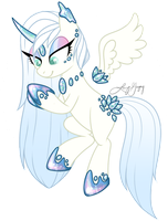 (GUEST ADOPT) CLOSED: Brazilian Opal Crystalline by Gypsy-Meadow