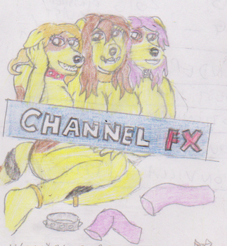Eribelle sponsers Channel FX by WhippetWild