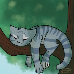 Troutpaw - Attack n2 by Doodle-Boxx