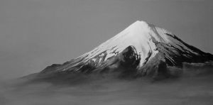 Lonely Mountain by theyearbeforetime