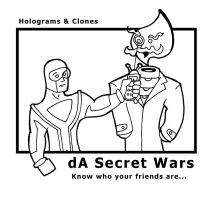 dASW Know Who Your Friends Are by HalquinSmirks