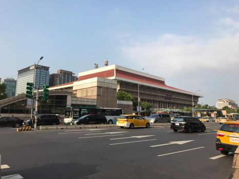 Taipei Station by RiverKpocc
