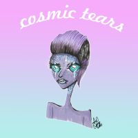 Cosmic tears by analubelico