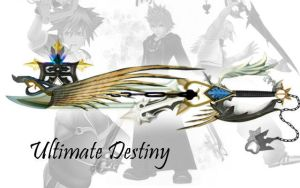 Ultimate Destiny by OnyxChaos