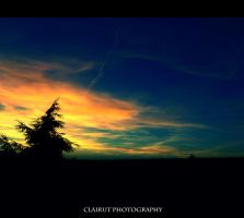 Sky by ClairutPhotography