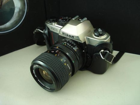 Nikon fm10 01 by Beloky-stock