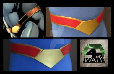 Smallville Superman Belt by 4thWallDesign